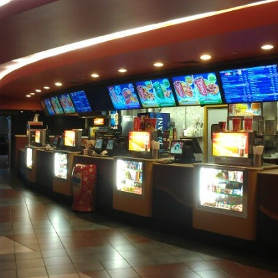 regal movie theater 14