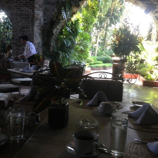 Photo taken at Hotel & SPA Hacienda de Cortés by Carlos M. on 3/6/2013