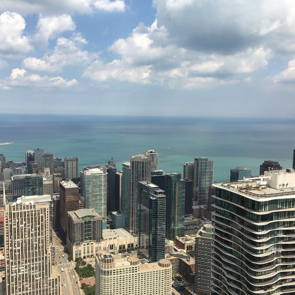 Photo taken at Aon Center by Dmytro K. on 8/17/2016