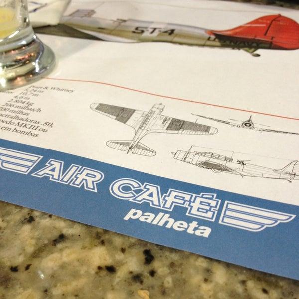 Photo taken at Air Café Palheta by Rita A. on 4/8/2013