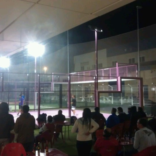 Photo taken at Ecommpadel by Gente d. on 12/13/2012