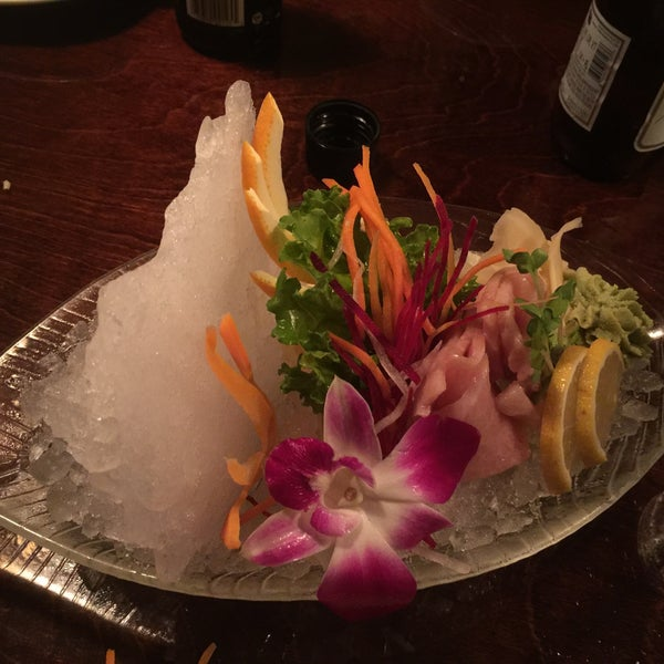 Photo taken at Sushi Thai Too by Kimberly W. on 12/15/2015