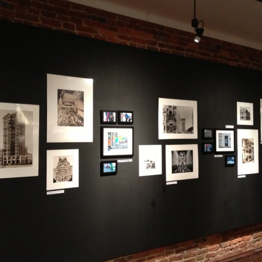 Photo taken at Art in the Age of Mechanical Reproduction by Concierge on 10/5/2012