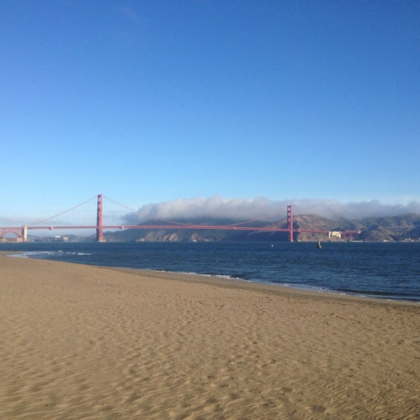 Photo taken at Crissy Field by Molly W. on 6/18/2013