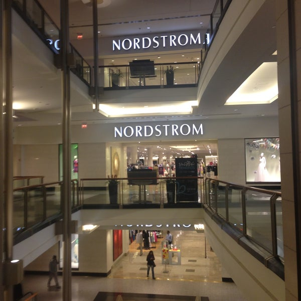 Photo taken at Nordstrom Michigan Avenue by Miranda M. on 572013