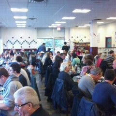 Photo taken at Centre Street Deli by Benny H. on 10/27/2012