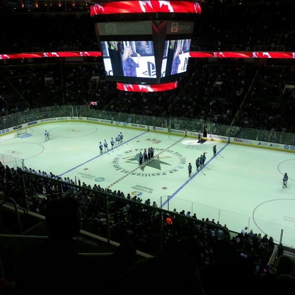 Photo taken at SAP Center at San Jose by Hank M. on 4/2/2013