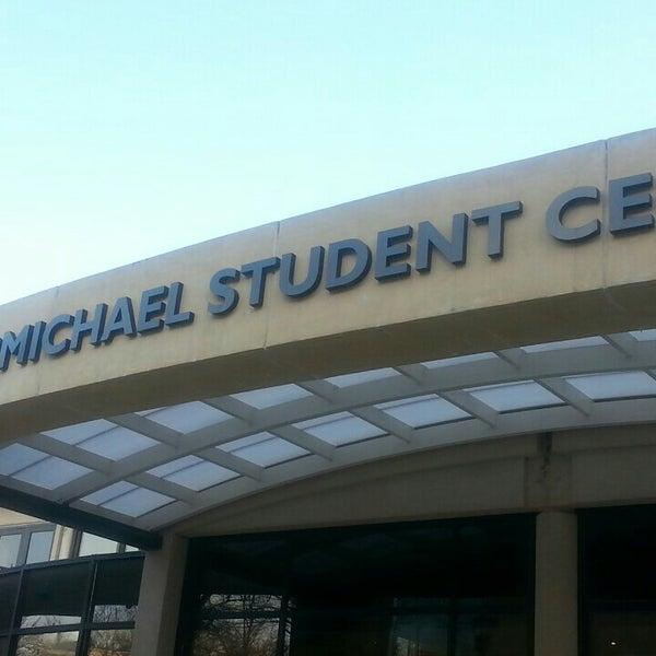 Photo taken at Carmichael Student Center by Bob M. on 3/7/2016