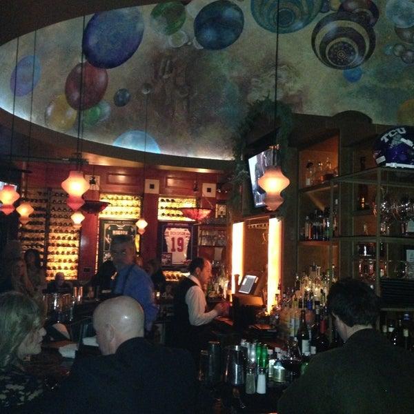 Photo taken at Al Biernat's Prime Steak & Seafood by Katie on 12/30/2012