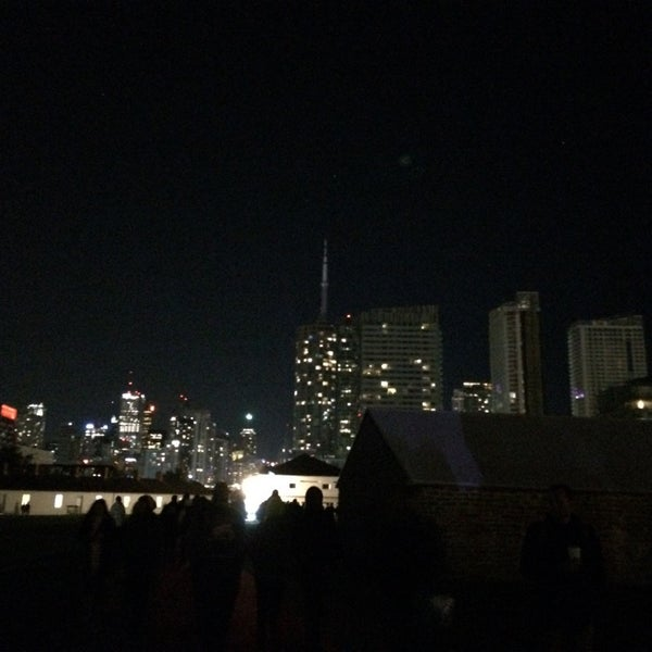 Photo taken at Fort York by Hillary B. on 10/5/2014