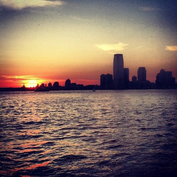 Photo taken at New York Harbor by Dan Z. on 6/1/2013