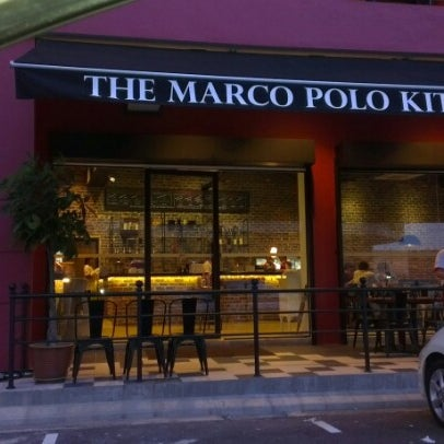 The marco polo kitchen italian restaurant in johor bahru for The italian kitchen restaurant