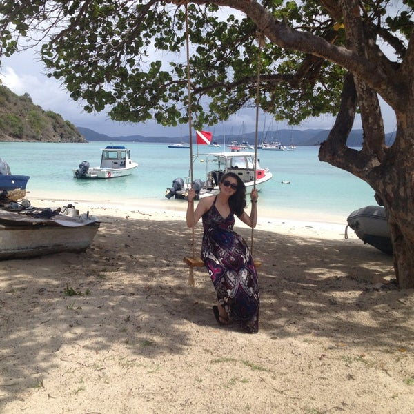 Photo taken at Jost Van Dyke Island by Tarrah on 5/2/2013