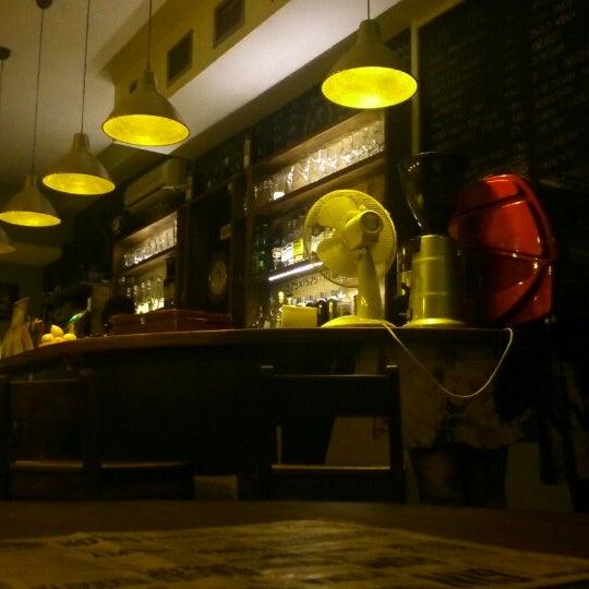 Photo taken at Bobek Cafe by Szabolcs B. on 9/11/2014