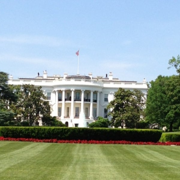 Photo taken at The White House by Yuriy C. on 5/17/2013
