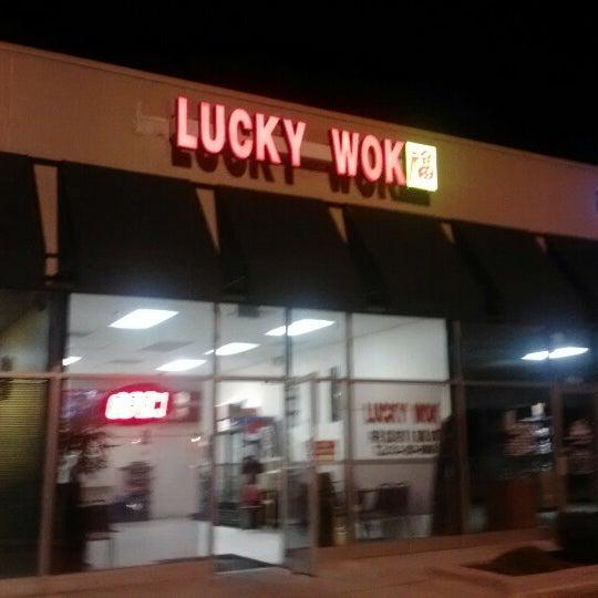 Lucky wok chinese restaurant for Lucky wok garden city