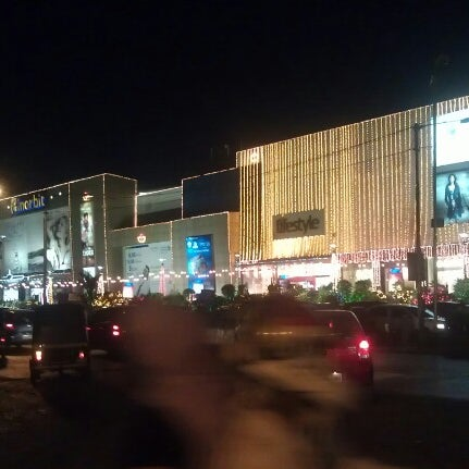 Photo taken at Inorbit Mall by Ann R. on 11/11/2012