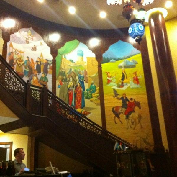 Photo taken at Gulnaz Cafe by Moustafa A. on 5/21/2013