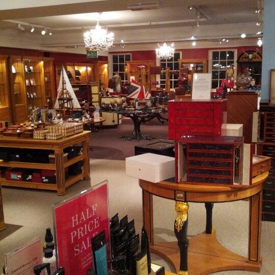 Photo taken at Fortnum & Mason by Chris P. on 12/31/2012