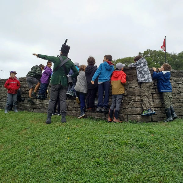 Photo taken at Fort York by Colin C. on 10/1/2016