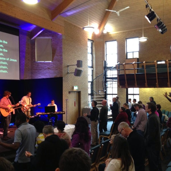 Photo taken at Hitchin Christian Centre by Daniel S. on 6/9/2013