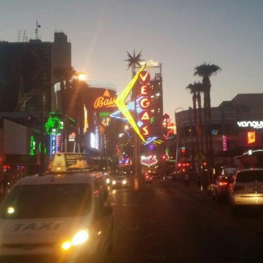 Photo taken at Downtown Las Vegas by Karen D. on 9/10/2016