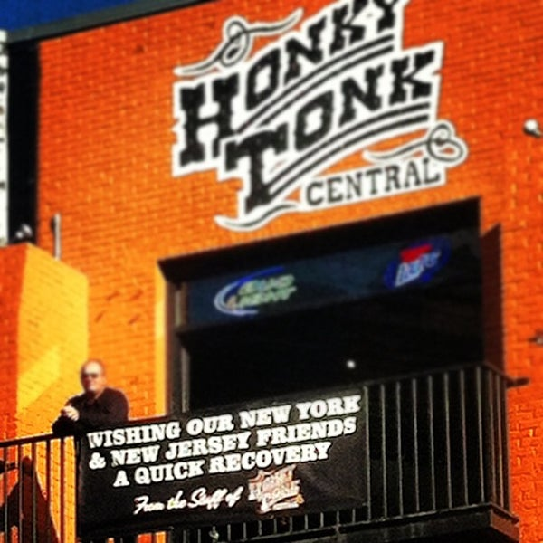 Photo taken at Honky Tonk Central by Tracy B. on 11/1/2012