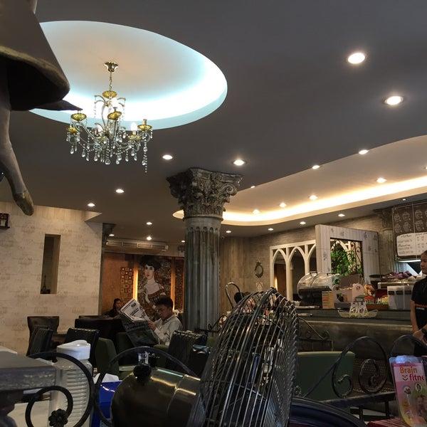 Photo taken at brown sugar cafe by Ohmzz M. on 7/1/2015