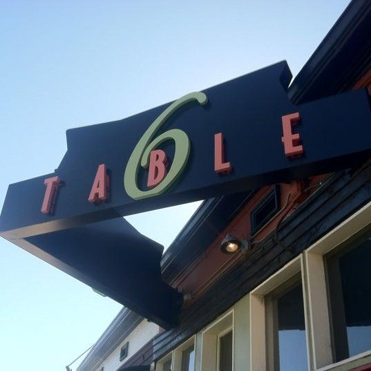Table 6 american restaurant in denver for Table 6 brunch denver