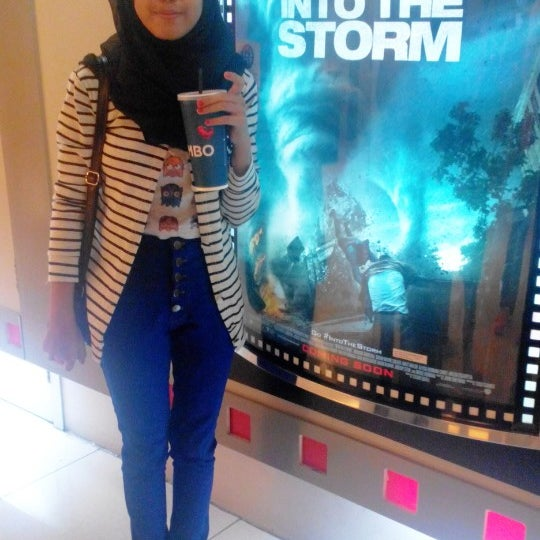 Photo taken at Big Cinemas by Nana R. on 8/10/2014