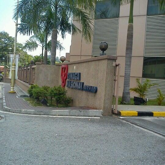 Photo taken at TNB Seremban by Cannavaro S. on 10/24/2012