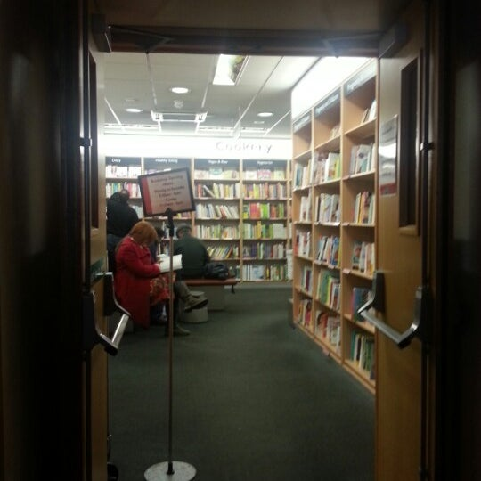 Photo taken at Foyles by Stephanie N. on 11/3/2012
