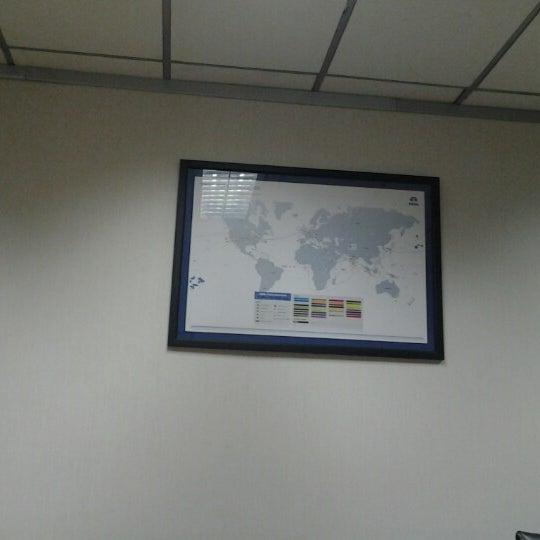 Photo taken at Gedung Cyber 1 (Elektrindo) by Adhytia W. on 11/27/2012