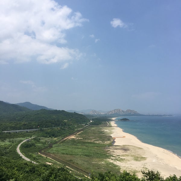 Photo taken at Goseong Unification Observatory by Demps C. on 6/30/2016