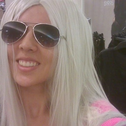 Photo taken at H&M by Queen A. on 11/6/2012