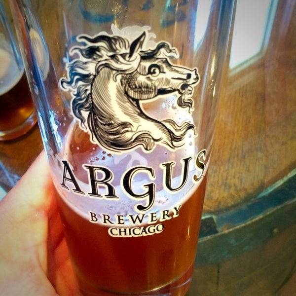 Photo taken at Argus Brewery by DeWitt K. on 6/27/2015