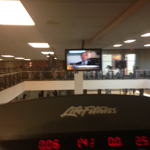Photo taken at LA Fitness by Cat D. on 5/5/2013