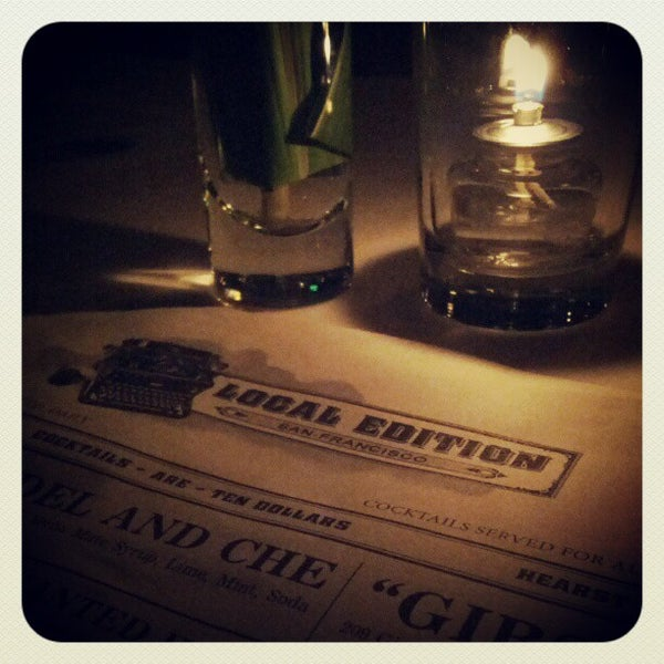 Photo taken at Local Edition by Grantland C. on 9/14/2012