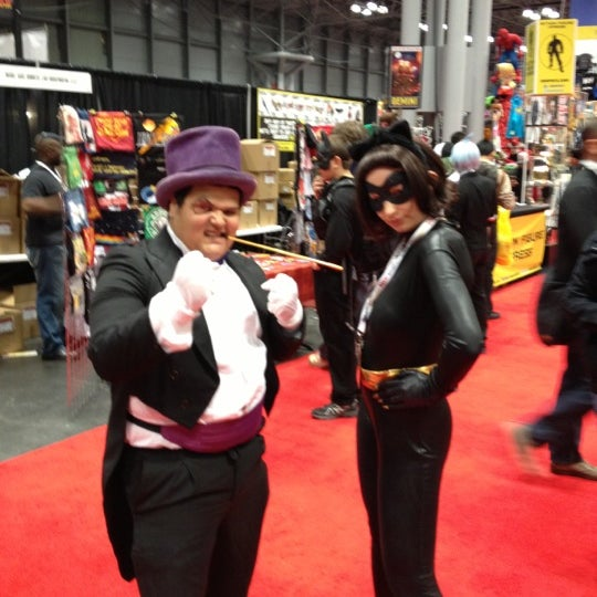 Comicon 2012! Got locked out of the Saturday panels, but a great time regardless