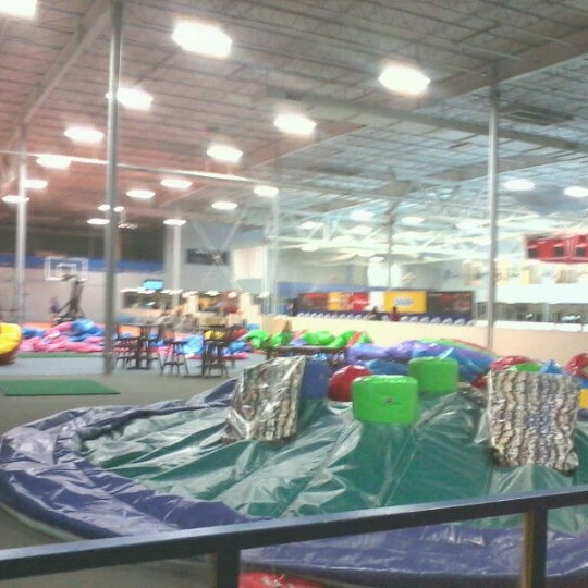 Photo taken at Sports Plus Ohio by Mike C. on 12/15/2012