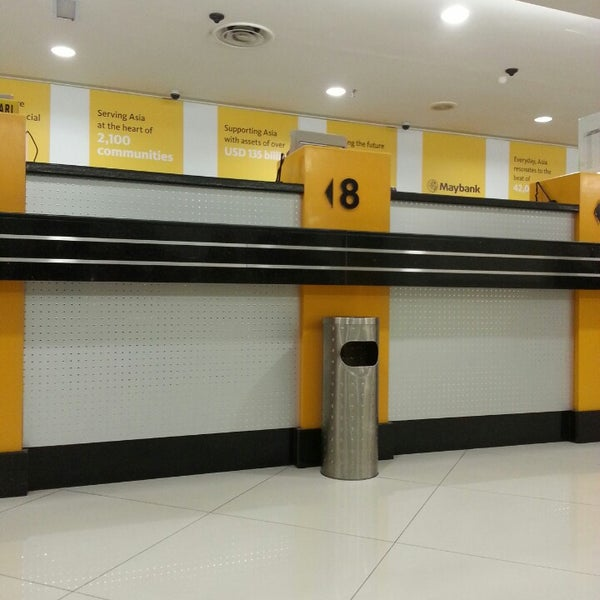 Photo taken at Maybank by Nizar Iskandar b. on 7/22/2013