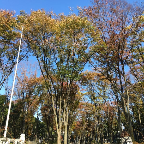 Photo taken at リバーパーク by Hiroaki N. on 11/28/2015