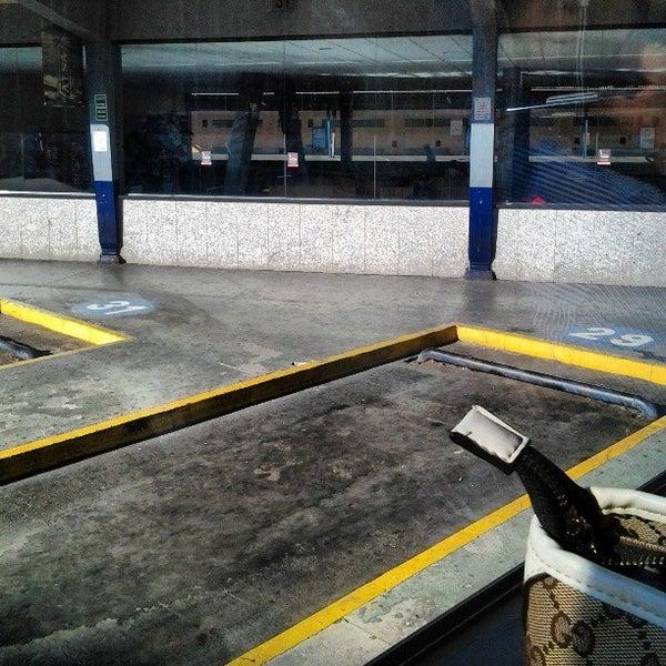 Photo taken at Estación de Autobuses de Valencia by ELISA P. on 6/14/2013