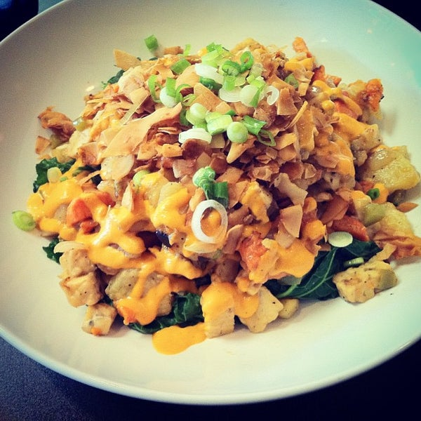 Blossoming lotus vegetarian vegan restaurant in portland for Authentic thai cuisine portland or