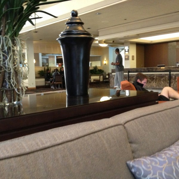 Photo taken at DoubleTree by Hilton Hotel Portland by Alena E. on 6/12/2013