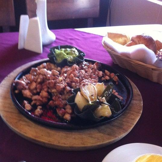Photo taken at El Rincon Del Angus by Raul B. on 11/2/2012
