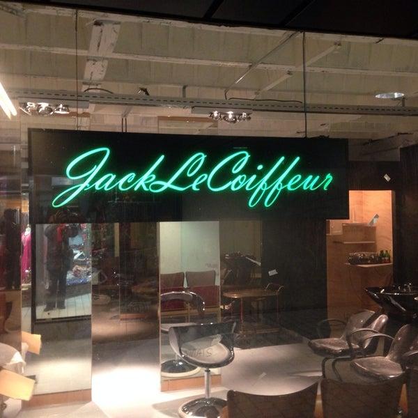Jack le coiffeur salon barbershop in centre for Coiffeur salon nyc