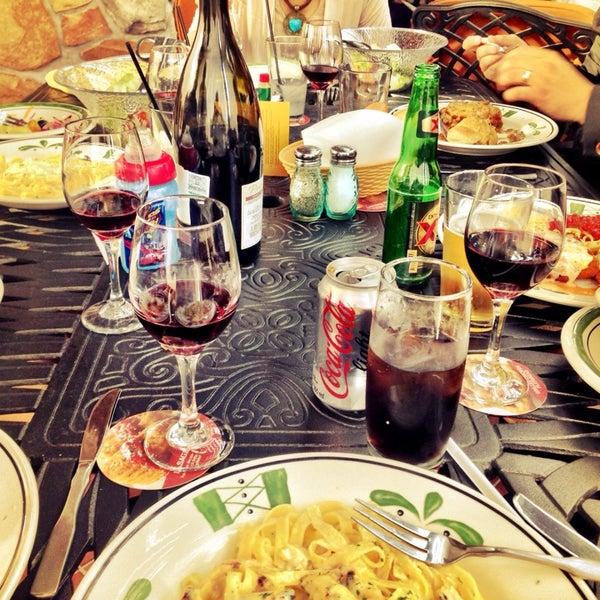 Olive Garden Italian Restaurant In Valle Del Campestre