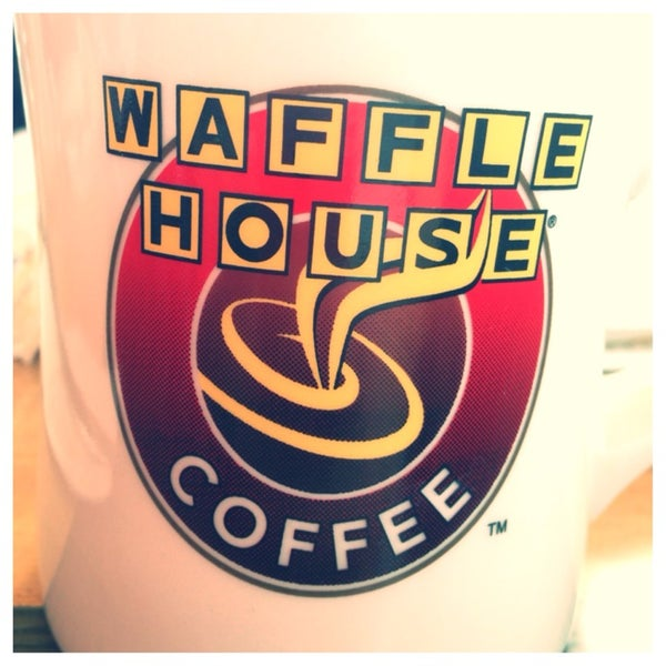 Photo taken at Waffle House by Christine M. on 2/21/2014