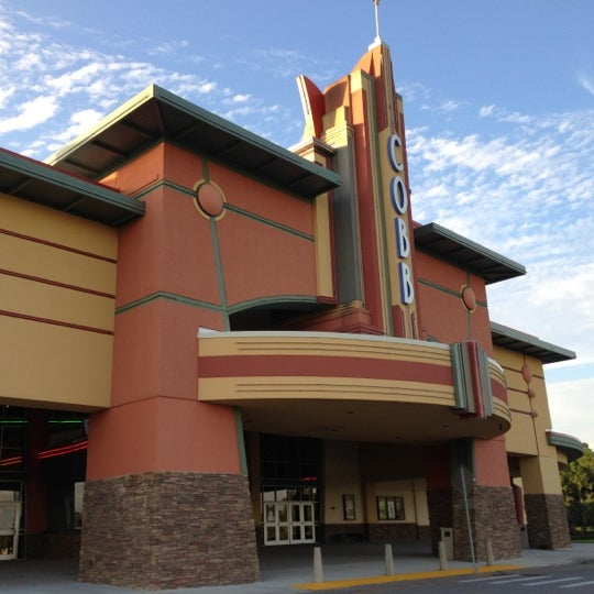 Photo taken at Cobb Grove 16 Cinemas by Hasani H. on 10/15/2012